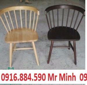 bàn ghế gổ cafe giá rẻ tại xưởng sản xuất HGH 474
