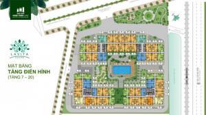 Bán căn hộ Lavita Charm C08 tầng 17 View Tòa Nhà LandMark 81