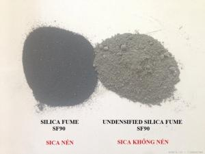 Undensified Silica Fume Sf-90
