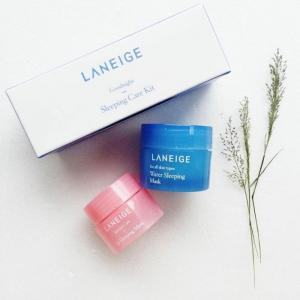 Bộ Mặt Nạ Ngủ Laneige Goodnight Sleeping Care...