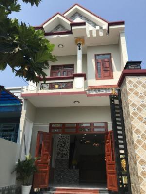 2019-01-17 16:10:01 Bán gấp nhà mới 2 tầng 1 trệt ở Hồ Văn Tắng, Củ Chi. 830,000,000