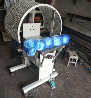 Máy buộc dây nilon các loại hộp, sản phẩm