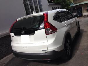 2019-01-17 16:05:35  2  Cần bán xe Honda Crv 2.4AT 2015 bản full màu trắng 792,000,000