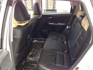 2019-01-17 16:05:35  5  Cần bán xe Honda Crv 2.4AT 2015 bản full màu trắng 792,000,000