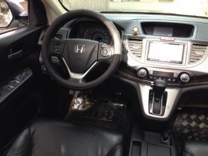 2019-01-17 16:05:35  8  Cần bán xe Honda Crv 2.4AT 2015 bản full màu trắng 792,000,000