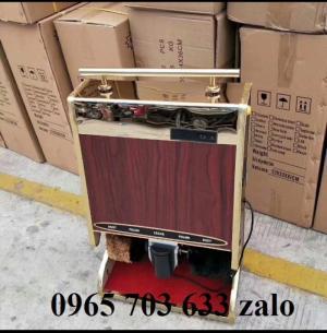 2019-01-17 17:18:54  2  Máy đánh giày tây shiny SHN M1 dùng cho gia đình, văn phòng, tiện nghi sang trọng, đánh sạch giá rẻ. 4,500,000