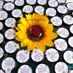 Nhụy hoa nghệ tây - Shalimar Brand Saffron