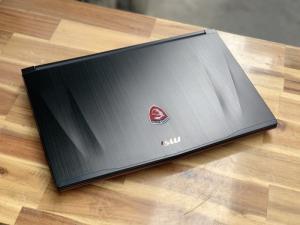 Laptop Gaming MSI GE62vr 6RF Apache Pro, i7 6700HQ 16G SSD256+1T Full HD Đèn phím GTX1060M Giá rẻ