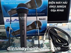 Micro có dây BN Audio BA-6.5 chính hãng design in USA