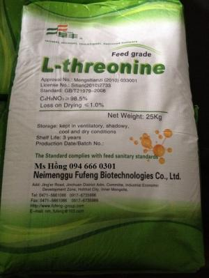 L - THREONINE