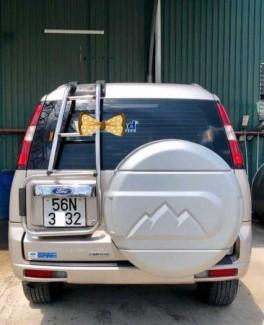 Everest 2009 số tự động, màu ghi vàng, bao...