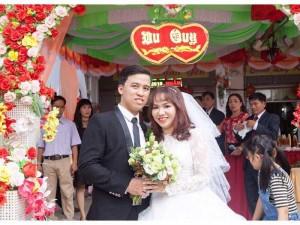 Gói chụp lễ cưới