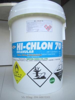 Calcium Hypochloride - Ca(OCl)2