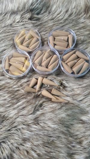 Combo 5 hộp Nhang nụ trầm hương giáo vườn sạch không hóa chất tạo mùi