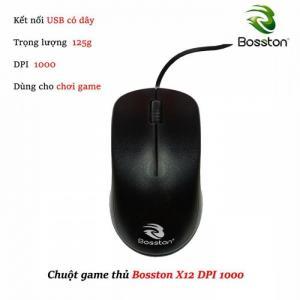 Chuột có dây Bosston x12 USB