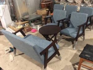 Sofa gỗ nệm cao cấp giá rẻ