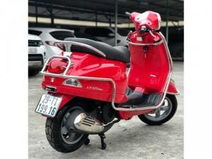 Bán LX 3Vie 2014 màu đỏ thời trang Quá Đẹp- Biển Hà Nội