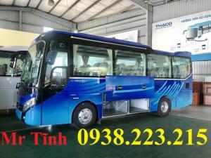 Bán xe tb79s thaco garden trường hải 29 chỗ...