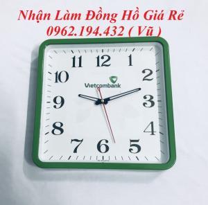 Cung cấp đồng hồ treo tường cao cấp làm quà tặng quảng cáo