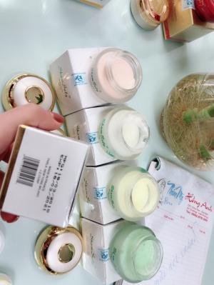 Bộ mỹ  phẩm làm đẹp dưỡng da mặt Kem Pháp LANCOMAI SỈ kem trị nám ban đem, kem trị nám ban ngày