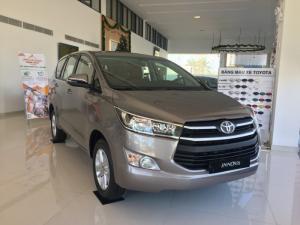 Toyota Innova 2019 Bất Ngờ Sụt Giá
