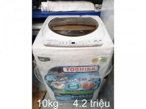 Máy Giặt Toshiba 10kg, Hàng Trưng Bày Mới 99%