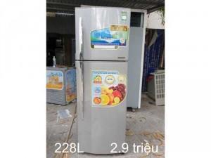 Tủ Lạnh Toshiba 228l, Kính Cường Lực
