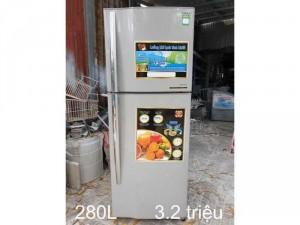 Tủ Lạnh Toshiba 280l, Kính Cường Lực