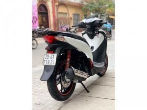 Bán SH Việt 125 Full nhập 2014 màu Trắng Sport đẹp miễn chê.