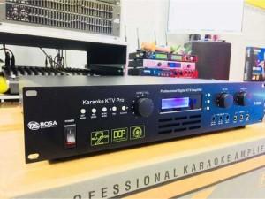 Main Liền Mixer Karaoke Bosa T2000 Chính Hãng, Công Nghệ Germany