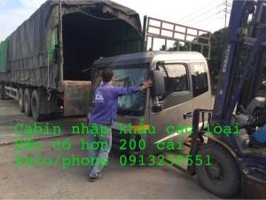Bán Trao Đổi Đầu Cabin Xe Thaco Foton Auman Mới