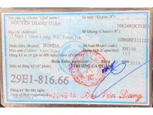 Bán SH Nhập 150 đời 2014 biển Tam Hoa 81666 cực đẹp- XE ĐẸP XUẤT SẮC-CỰC HIẾM