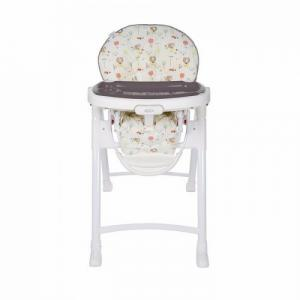 Ghế ăn Graco Contempo Ted And Coco 1987526 (Trắng)