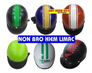 Đặt làm nón bảo hiểm in logo thương hiệu công ty