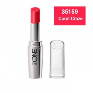 Son lì dạng kem Oriflame 35159 The One – màu Coral Craze