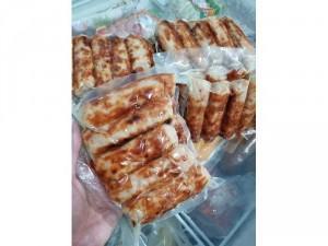 Nem Nướng thường  - thực phẩm Ngọc Tuyết  - Giá cực tốt - chuyên sỉ - Nhận đặt hàng với số lượng lớn