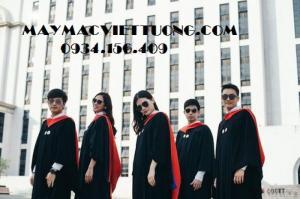 Xưởng may áo tốt nghiệp, áo thạc sĩ, áo tiến sĩ, lễ phục tốt nghiệp