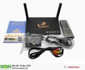 Tivi Box vinabox X9