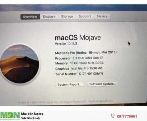 Sale Macbook