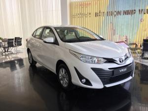 Toyota Vios 1.5e Cvt Màu Trắng