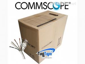 Cáp mạng Cat 5E FTP - Commscope