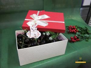 Hộp quà Cherry nhỏ hình chữ nhật - FSNK49