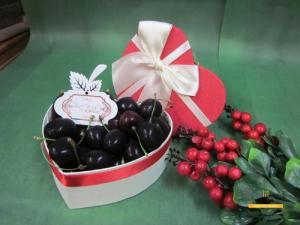 Hộp quà Cherry trái tim - FSNK44
