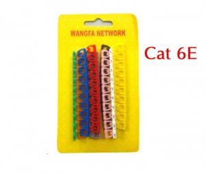 Đánh dấu dây mạng , Loại đánh số Cat 6