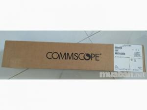 Patch panel 48 port CAT6, COMMSCOPE