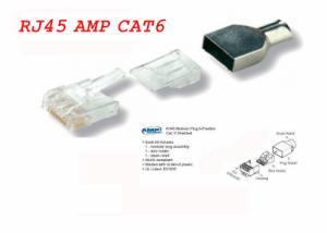 Hộp bấm mạng Cat 6E - Loại 3+4 mảnh