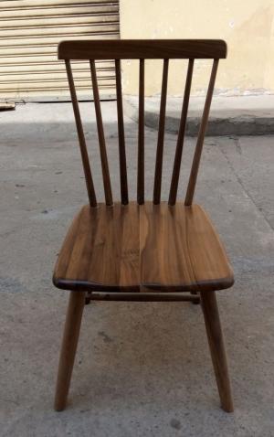 Bàn ghế gổ cafe giá rẻ tại xưởng sản xuất HGH 647