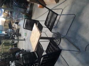 Ghế cafe mĩ nghệ giá tại xưởng sản xuất