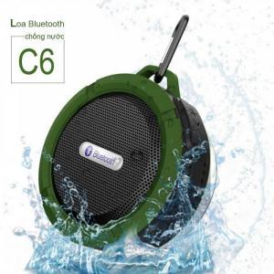 Loa Bluetooth Chống Nước C6 Cao Cấp