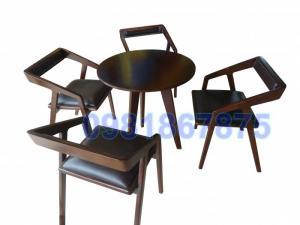 Bộ bàn ghế cafe katana